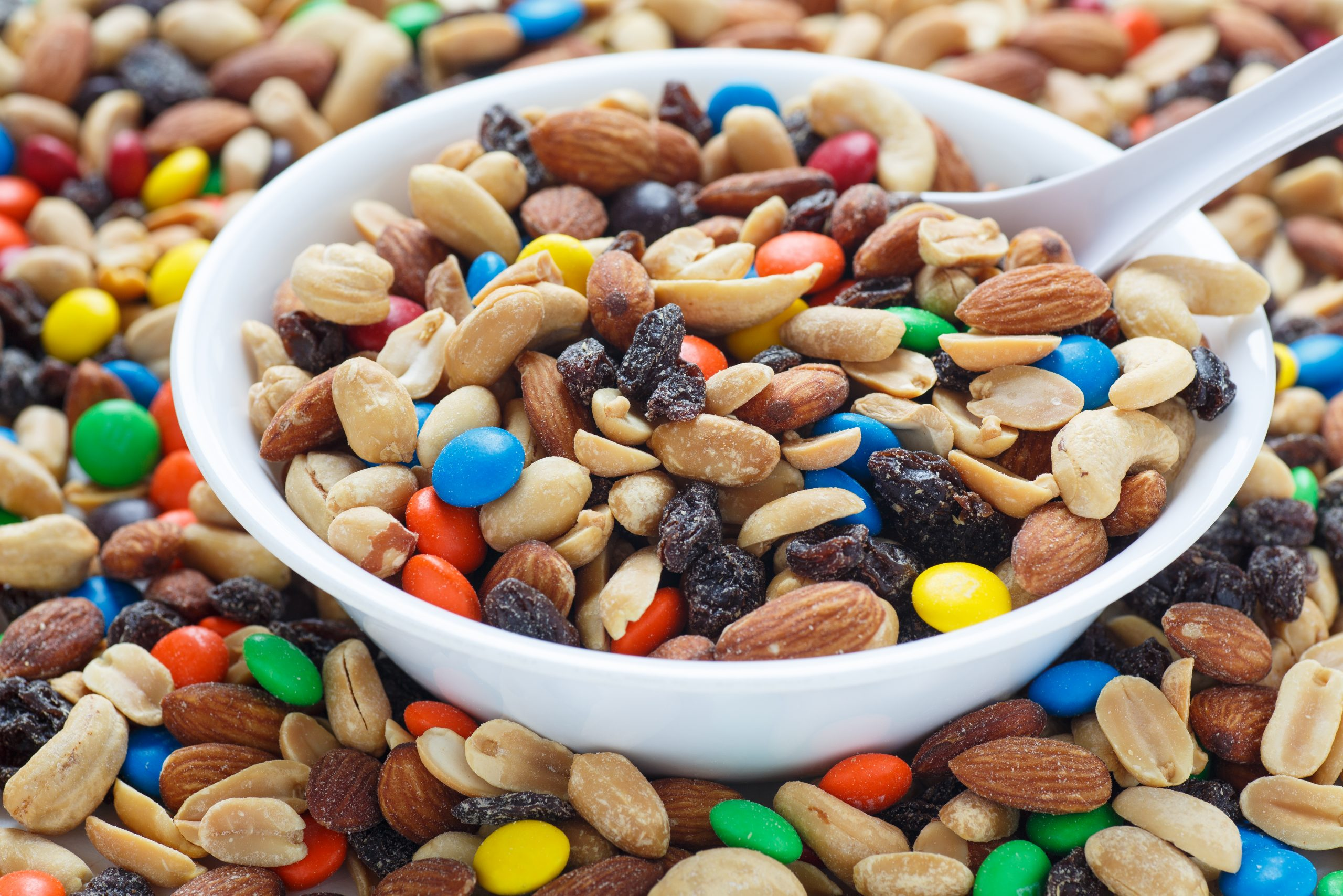 Camping Snacks - Trail Mix