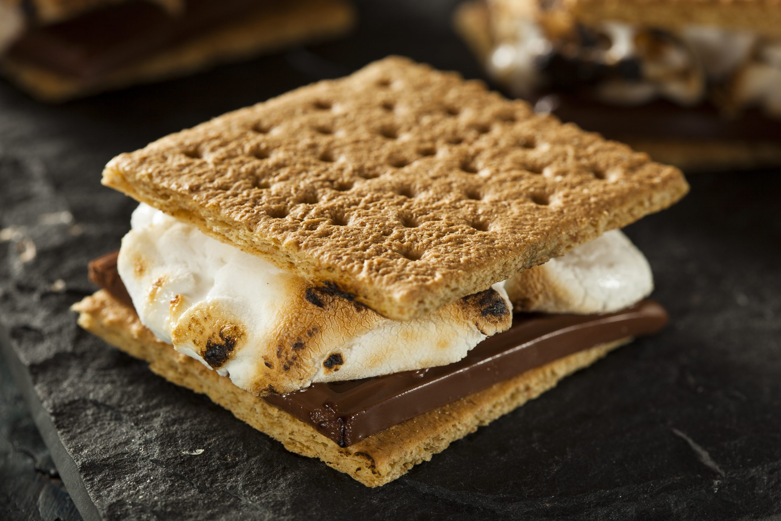 Camping Snacks - S'more