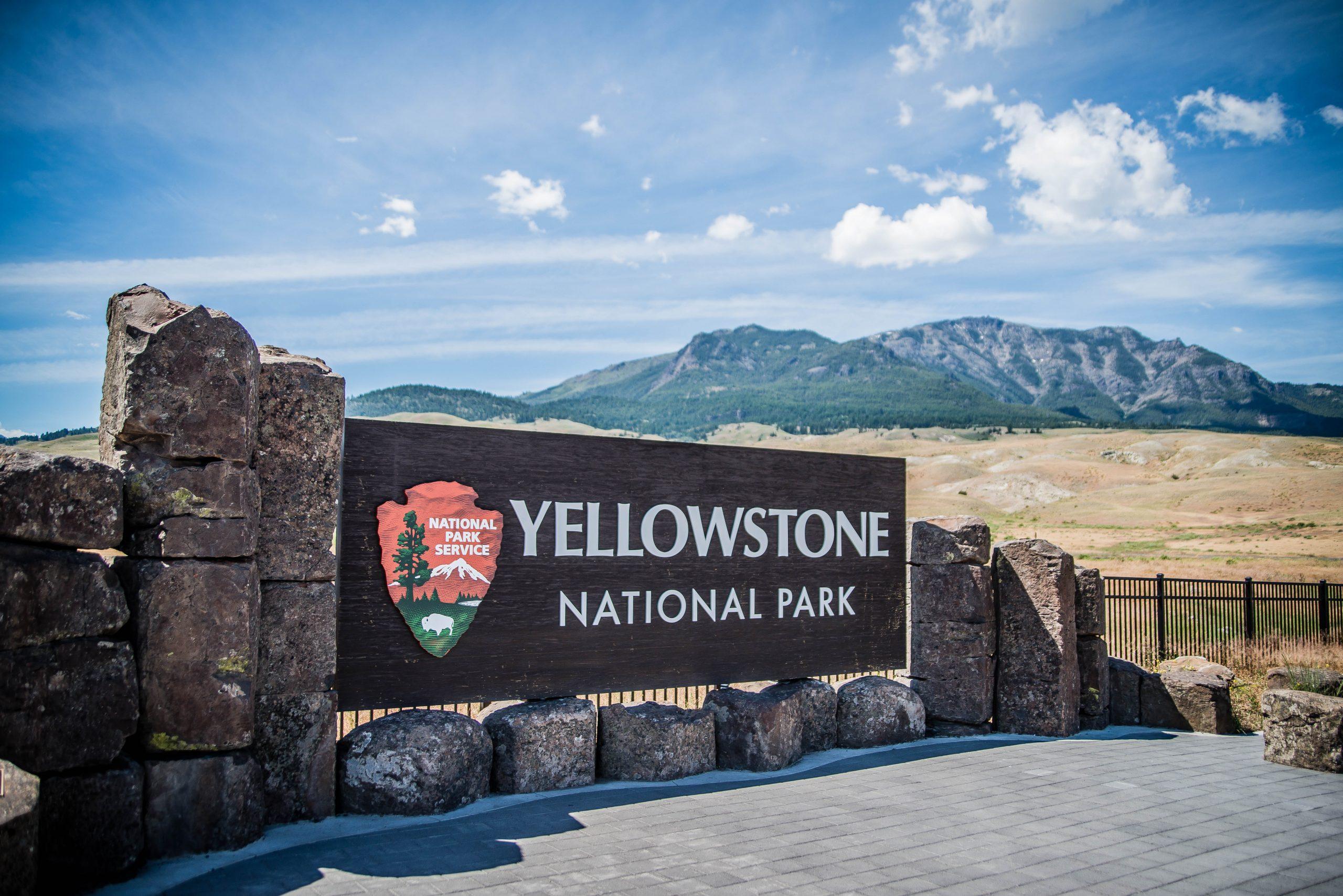 Family Trip to Yellowstone