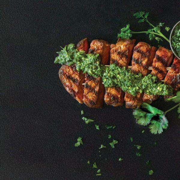 Grilled Cuban Steak