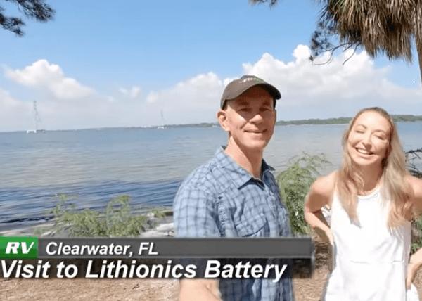 Lithium Batteries Tour