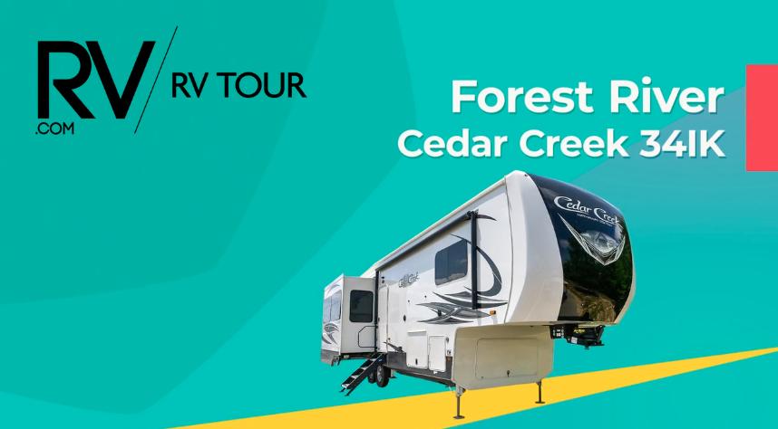 Forest River Cedar Creek
