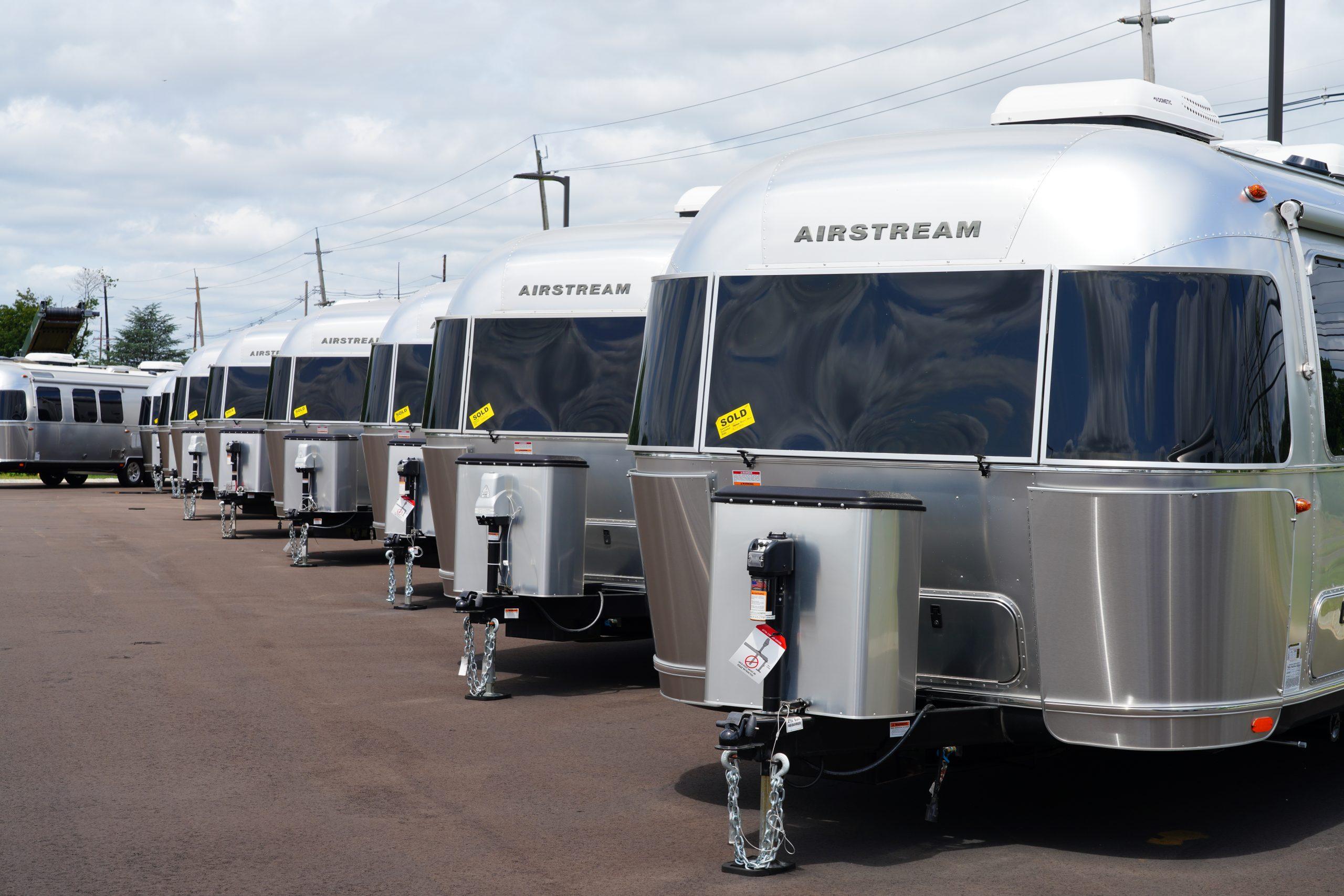 Airstream Trailer RVs
