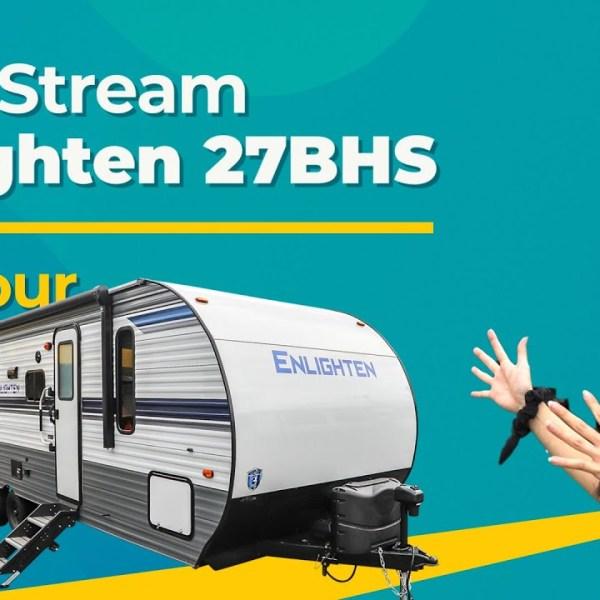 Gulf Stream Enlighten RV Tour