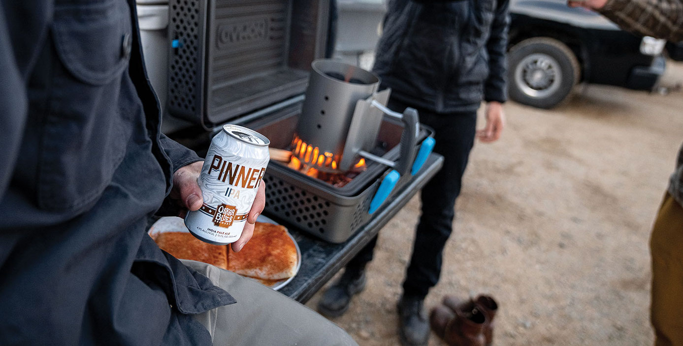 tailgating beers