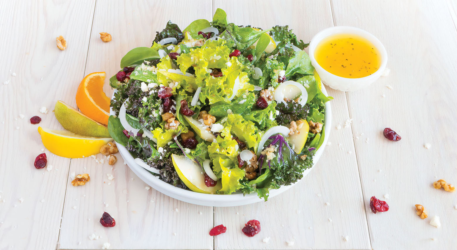 spinach and kale salad robert irving
