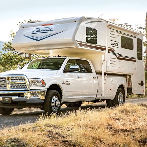family RVs Lance camper