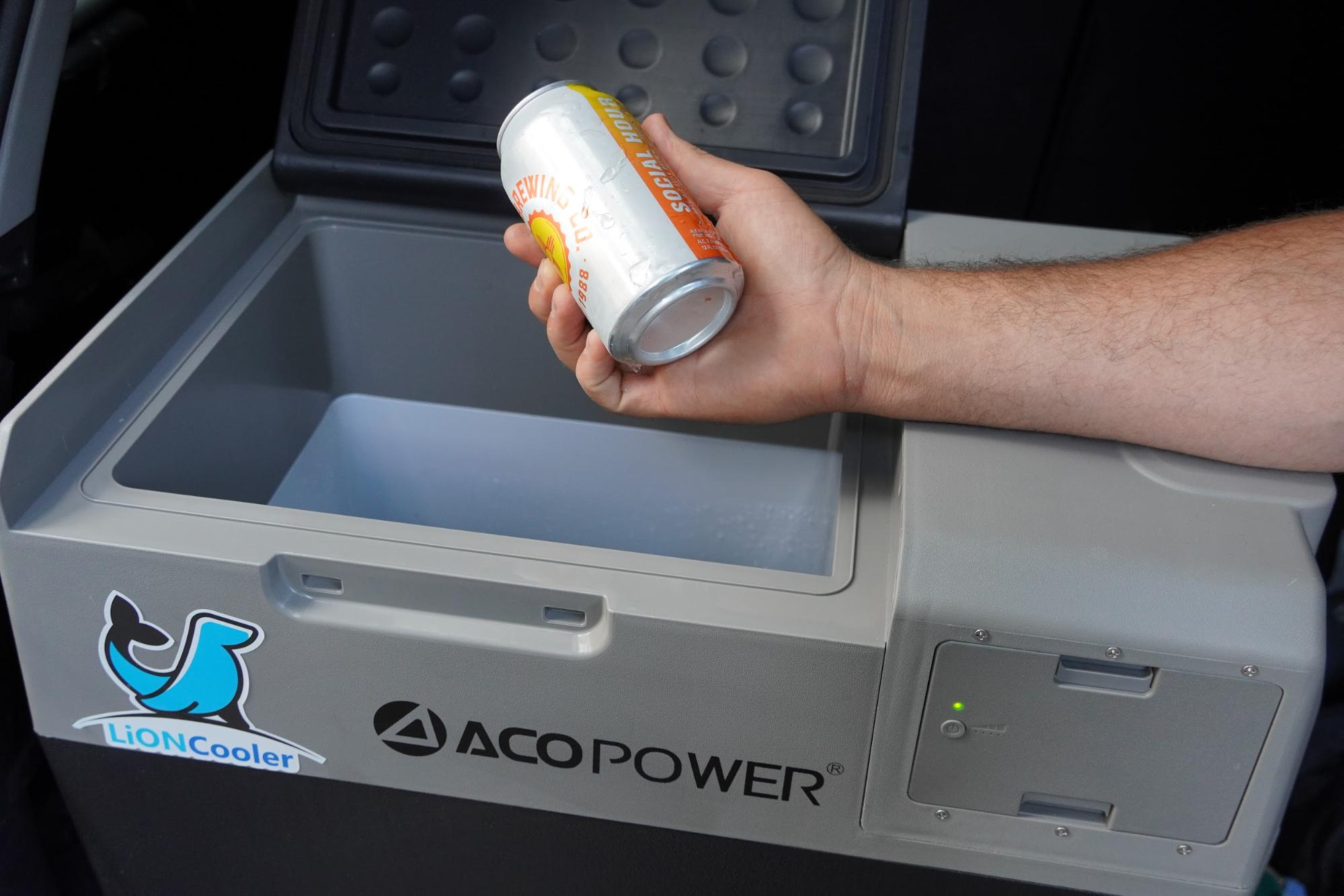 LionCooler X40A Portable Fridge Freezer Cooler by ACOPower