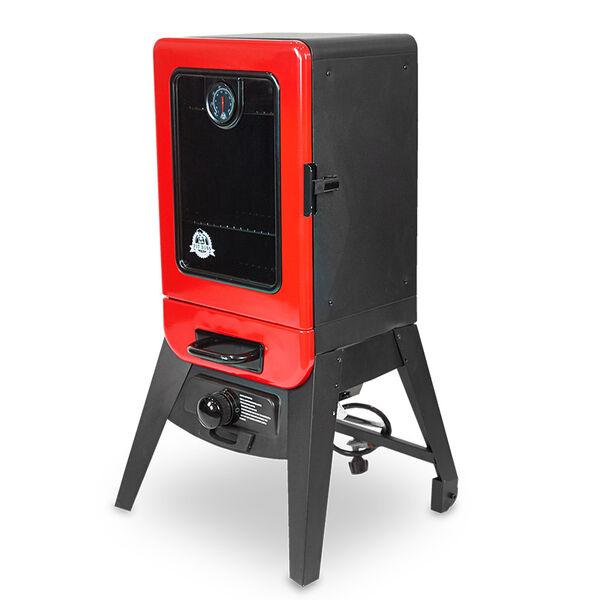 Pit Boss 2-Series Red Rock Gas Vertical Smoker