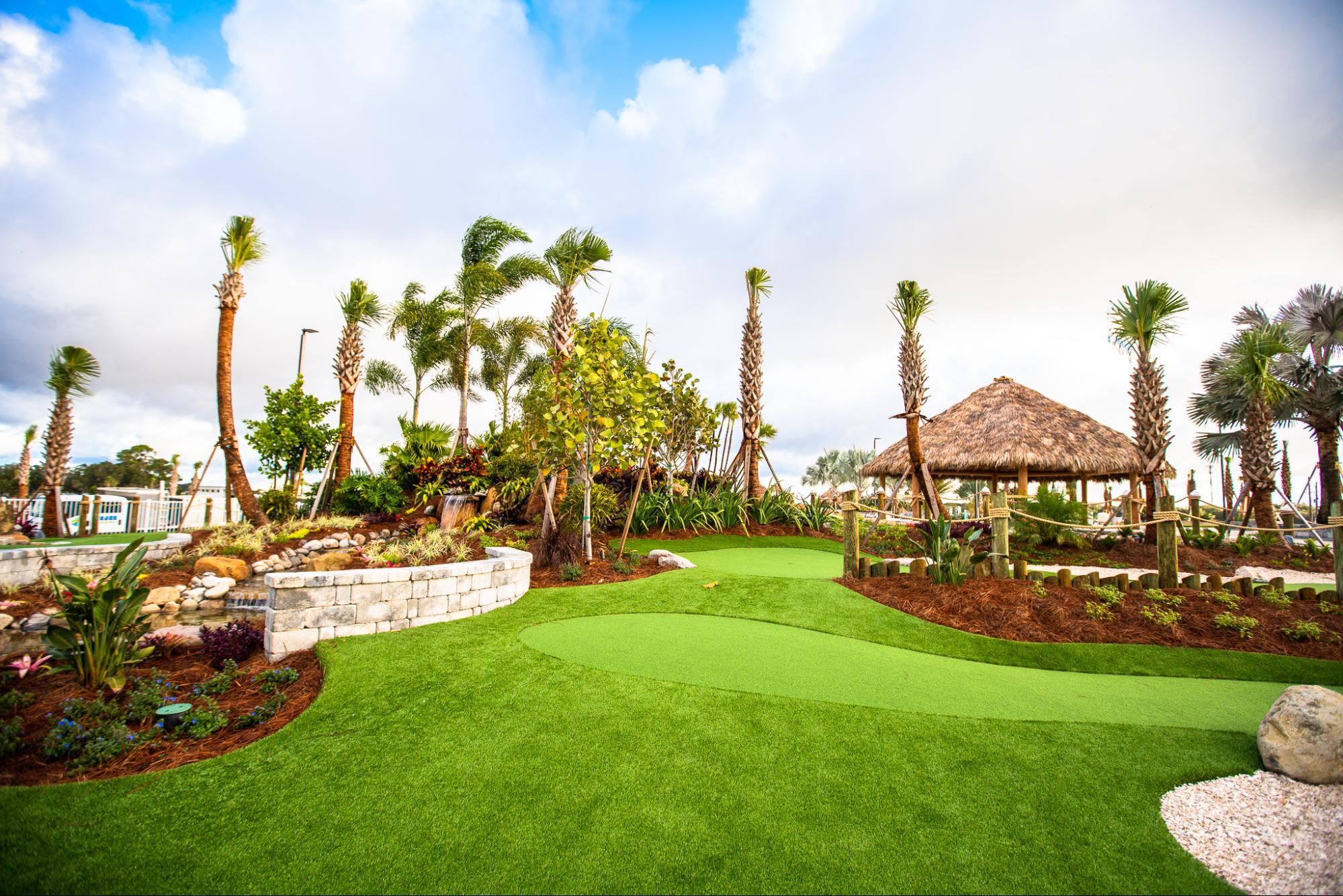 Cabana Club Resort golf course