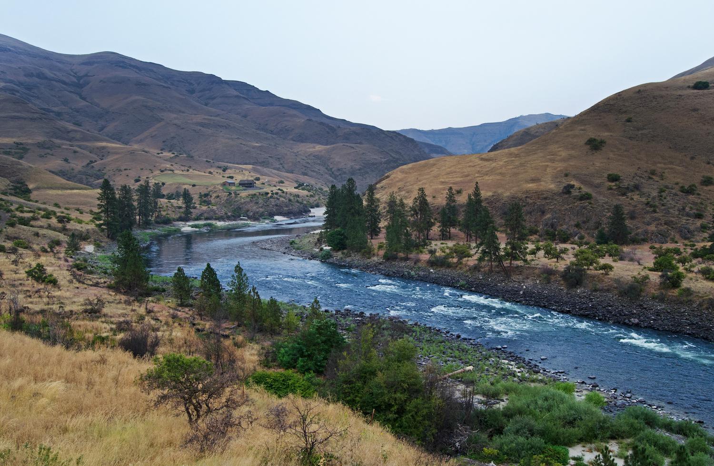 Lower Salmon River Idaho
