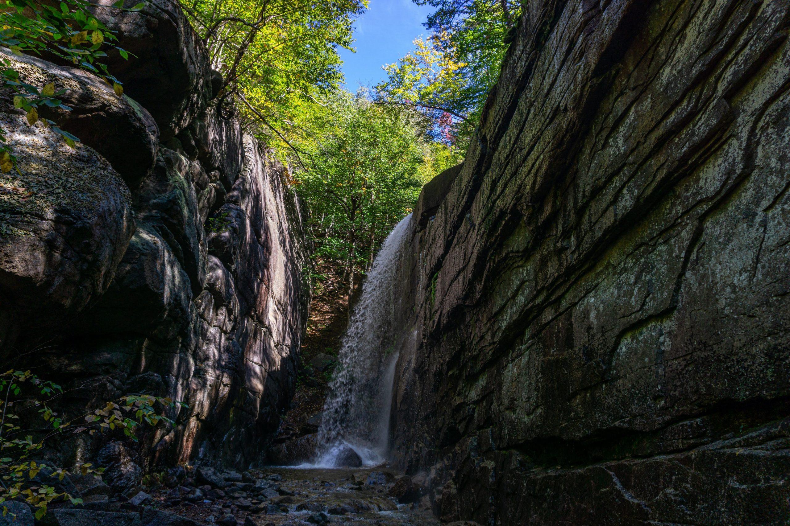 Passaconaway Champney Falls